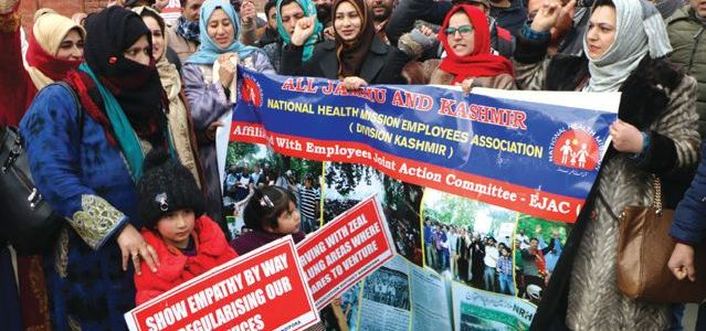 NHM medics decide to continue strike, say won't budge