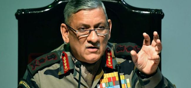 Need control over social media to stop radicalisation: Rawat