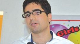 Renounce: My 'innocuous dissent' was seen as act of 'treason': Shah Faesal