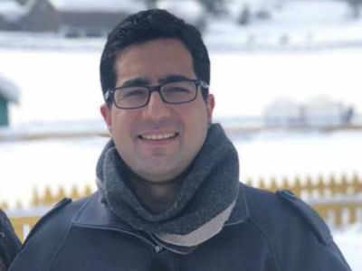 Unabated killings in Kashmir reason behind my resignation: Shah Faesal