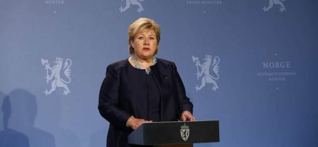 Willing to mediate in resolving tangled Kashmir issue: Norwegian PM