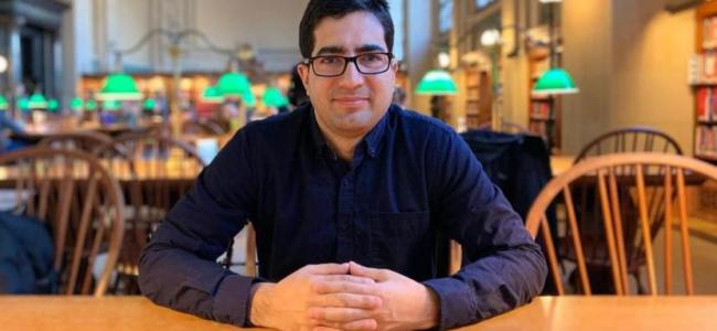 Shah Faesal closes phase-I of crowd-funding call, thanks people