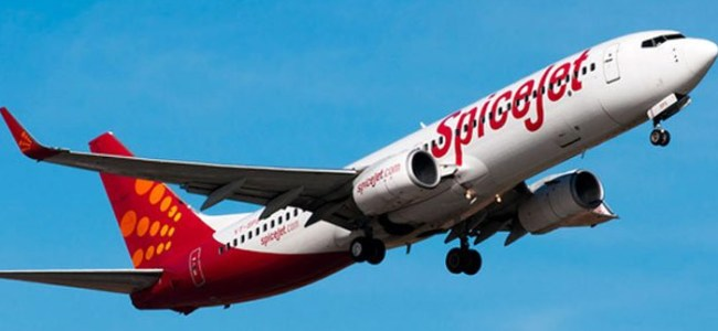 SpiceJet to launch 12 non-stop flights from Jan 20