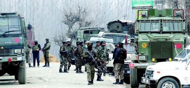 Militants killed in Lassipora gunfight identified, 3 from Shopian, 1 of Pulwama