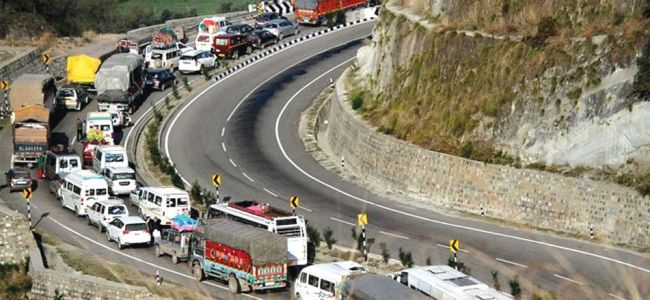 Highway ban: No restrictions on traffic today