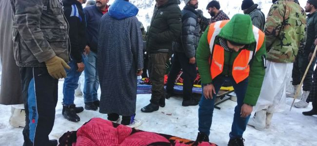 Snowfall claims 11 lives across JK