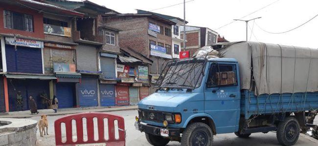 Bandipora village declared Micro Containment Zone