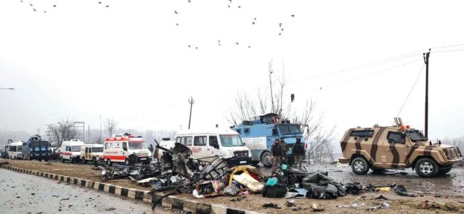 Pulwama attack fallout: CRPF to procure more shielded vehicles to escape IED blasts
