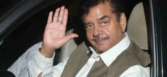 BJP likely to replace Shatrughan Sinha with Ravi Shankar Prasad for Patna Sahib