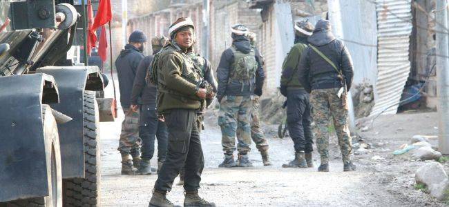 Youth killed in forces action at Langate