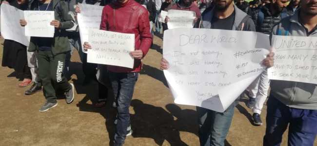 New Zealand mosque massacre: Funeral prayers in absentia offered at SSM college