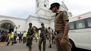 Death toll climbs to 359 in Sri Lanka bombings: police