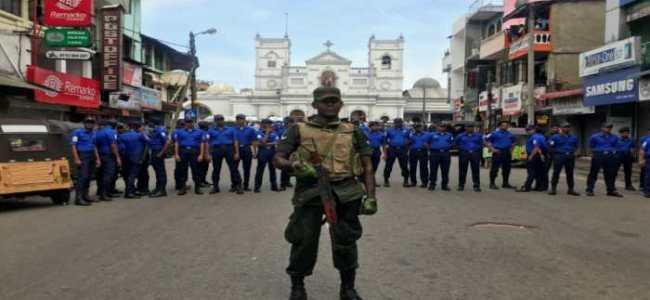 49 killed, over 300 injured as six blasts hit three churches, three five-star hotels in Sri Lanka