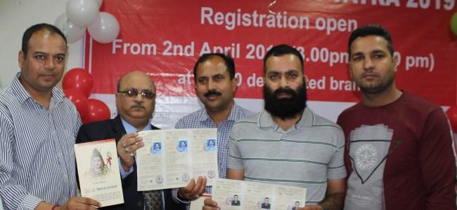 J&K Bank starts Amarnath Yatra registration
