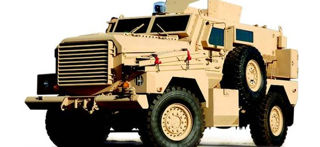 Paramilitary troopers to get more mine-protected vehicles in JK