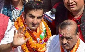 Gautam Gambhir issued show-cause notice over poll code violation