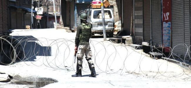 Oppn leaders claim restrictions removed in Jammu