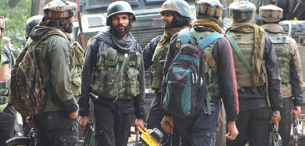 Gunfight breaks out in Kulgam in south Kashmir