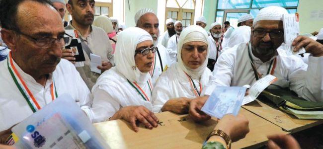 Selected Hajj aspirants asked to deposit advance amount