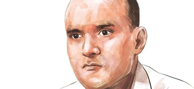 Pak asks India to appoint lawyer to represent Kulbhushan Jadhav