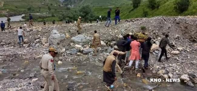 Pak boy's body handed over to Pakistan authorities in Gurez sector