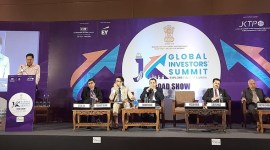 Global Investors' Summit: J&K reaches out to Investors at Financial Capital
