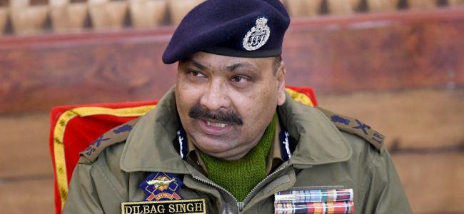 Narcotic smuggling emerging biggest challenge in JK: DGP