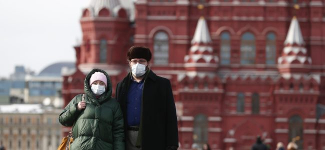 Moscow announces deaths of two patients with coronavirus