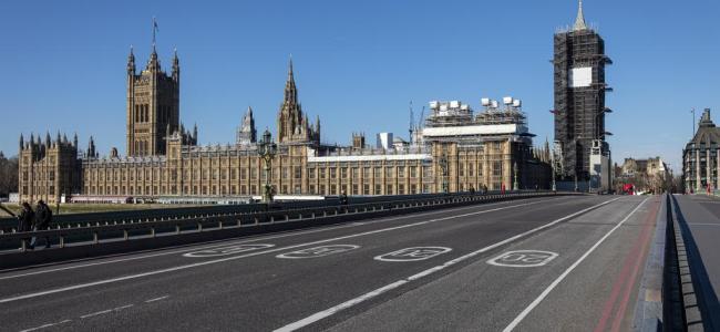 UK goes into three-week lockdown to tackle coronavirus spread