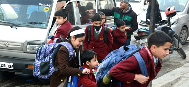 Reopening of Schools: Admin gears up to aware teachers, students on covid-19 sops
