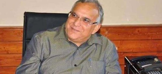After nod from centre, BR Sharma re-appointed as Chairman PSC