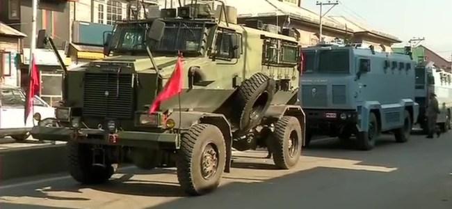 Militant, CRPF personnel killed in encounter in Srinagar