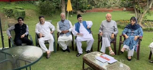 Thaw: 14 leaders get PM's invite for talks