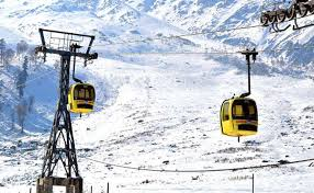 Govt to reopen 2nd Phase of Gulmarg Gondola 'Kongdoori to Apharwat' on October 10