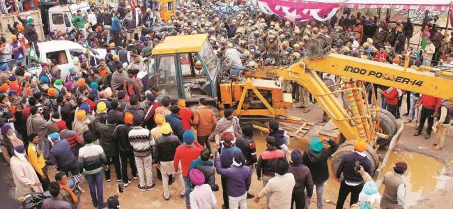 Farm protests: Govt-farmers talks inconclusive, next meeting on Jan 8