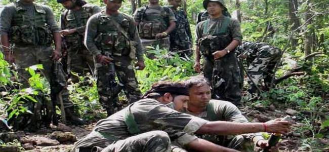 C'garh: 5 jawans killed, 30 hurt, few missing after encounter