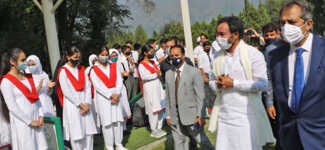 Govt committed to promote JK Tourism worldwide: Union Minister