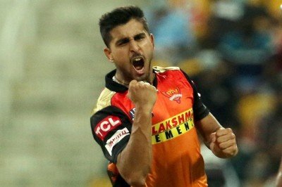 Pace sensation Umran Malik to stay back in UAE as net bowler for India in T20 World Cup