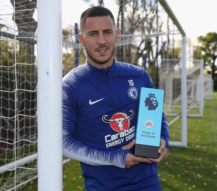 Eden Hazard to miss the BATE Borisov game due to back injury