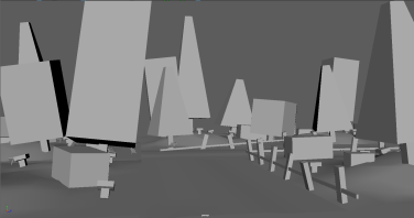 Sample scene blockouts 5