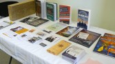 Our table of 'Other Works by Contributors' shows what a diverse bunch we are!
