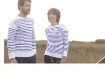 Marinière - tradycyjna koszulka