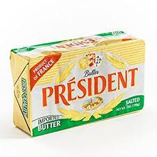 Masło President