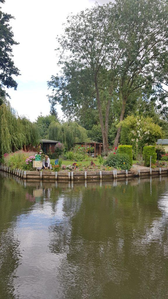 Kanały w Amiens