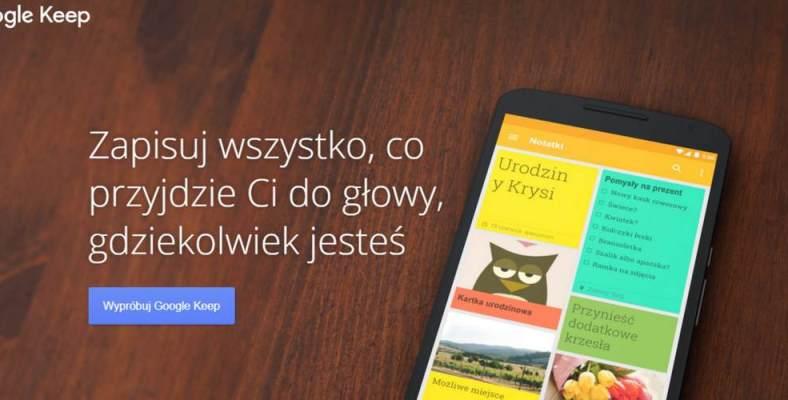Jak korzystać z Google Keep? 8 wskazówek