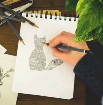 Nie umiem rysować. Jak się nauczyć rysowania poprzez gry i zabawę?