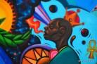 Kansas City Street Art/Graffiti - Call Me Pat