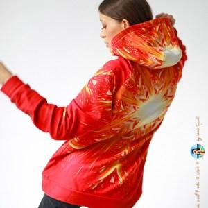 Bluza z energią Barana (The Zodiac Collection)