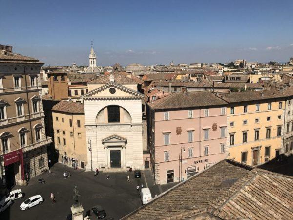 Rome Italy, the Eternal City