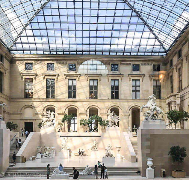 Magic of the Louvre Museum | kasiawrites